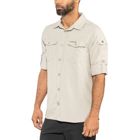 Craghoppers NosiLife Adventure II Longsleeved Shirt Men parchment